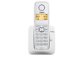 Telefone S/Fio GIGASET A120 WHITE