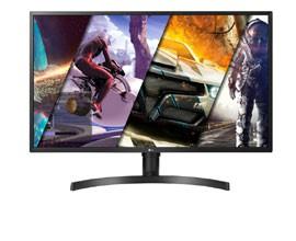 "Monitor UltraFine UHD 4K 32"" LG 32UK550-B"