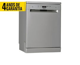 Máquina Lavar Louça HOTPOINT HFO3C22WX 4 ANOS GARANTIA
