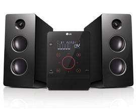 Sistema Hi-Fi  LG CM2760