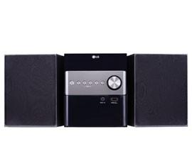 Sistema Hi-Fi LG CM1560