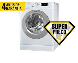 Máquina Lavar Roupa  INDESIT BWE81284X WSSS EU 4 ANOS GARANTIA