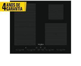 Placa Indução WHIRLPOOL SMC604F-NE 4 ANOS GARANTIA
