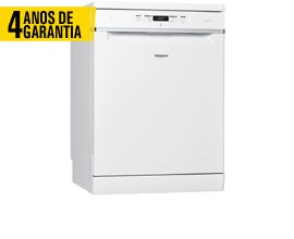 Máquina Lavar Louça WHIRLPOOL WFC3C26P 4 ANOS GARANTIA