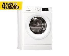 Máquina Lavar e Secar Roupa WHIRLPOOL FWDG86148W 4 ANOS GARANTIA