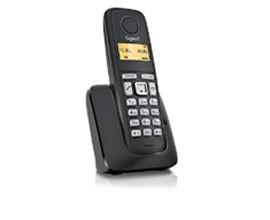 Telefone S/Fio GIGASET A120 BLACK
