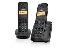 Telefone S/Fio GIGASET A120 DUO