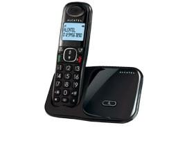 Telefone S/Fio ALCATEL XL280 BLACK