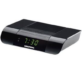 Rádio Relógio GRUNDIG KSC35 BLACK