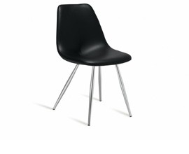 Cadeira Negro PORTUS PLUMA