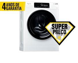 Máquina Lavar Roupa WHIRLPOOL FSCR12434 4 ANOS GARANTIA