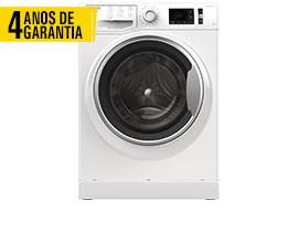 Máquina Lavar Roupa HOTPOINT NM11825WSA 4 ANOS GARANTIA