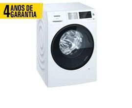 Máquina Lavar e Secar Roupa  SIEMENS WD4HU540ES 4 ANOS GARANTIA