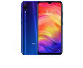 Telemóvel Dual SIM XIAOMI REDMI NOTE 7 4/64GB BLUE