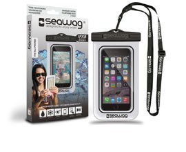 Capa Impermeável Smartphone SEAWAG W1X