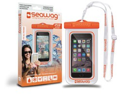 Capa Impermeável Smartphone SEAWAG W5X