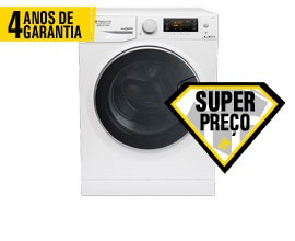 Máquina Lavar Roupa HOTPOINT RPD926DDEU 4 ANOS GARANTIA