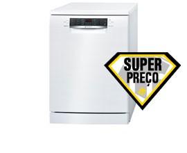 Máquina Lavar Louça BOSCH SMS46CW01E