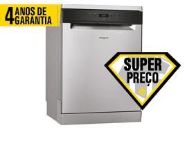 Máquina Lavar Louça  WHIRLPOOL WFC3C26PX 4 ANOS GARANTIA
