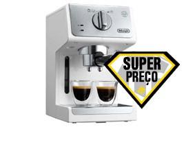 Máquina Café Expresso DELONGHI ECP3321W
