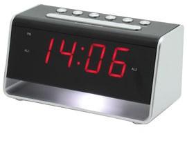 Rádio Relógio SOUNDMASTER UR8100SI