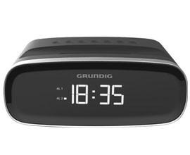 Rádio Relógio GRUNDIG GCR1010
