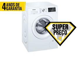 Máquina Lavar Roupa SIEMENS WM12T489ES 4 ANOS GARANTIA