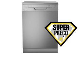 Máquina Lavar Louça TEKA LP8810 INOX