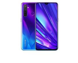 Telemóvel Dual SIM REALME 5 PRO 4GB/128GB BLUE