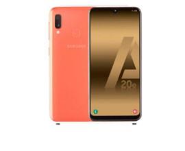 Telemóvel Dual SIM SAMSUNG GALAXY A20E 3GB/32GB CORAL