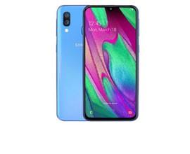 Telemóvel Dual SIM SAMSUNG GALAXY A40 4GB/64GB BLUE