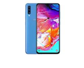 Telemóvel Dual SIM SAMSUNG GALAXY A70 6GB/128GB BLUE