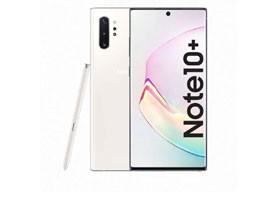 Telemóvel Dual SIM SAMSUNG GALAXY NOTE 10+ 12GB/256GB AURA WHITE