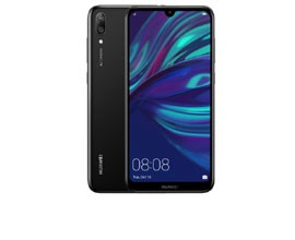 Telemóvel DUAL SIM HUAWEI Y7 2019 3GB/32GB BLACK