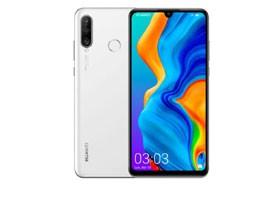 Telemóvel Dual SIM HUAWEI P30 LITE 4GB/128GB PEARL WHITE