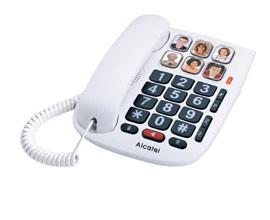 Telefone C/Fio ALCATEL TMAX10