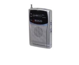 Rádio Portátil SOGO SS-8810