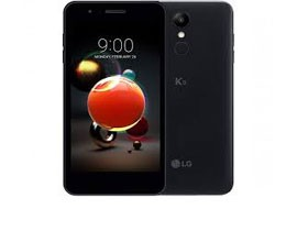 Telemovel DUAL SIM LG K9 16GB PRETO