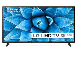 """LED UHD 4K 43"""" LG 43UM7050PLF"""