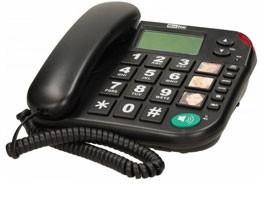 Telemóvel MAXCOMKXT480 BLACK