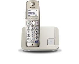 Telefone S/Fio PANASONIC KX-TGE210SPN