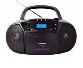 Rádio Portátil TOSHIBA TY-CKU39 BLACK
