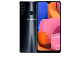 Telemóvel Dual SIM SAMSUNG GALAXY A20S 3GB/32GB BLACK