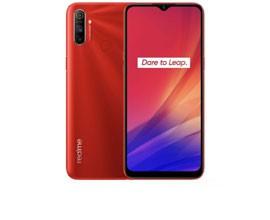 Telemóvel Dual SIM REALME C3 3GB/64GB RED