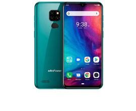 Telemóvel Dual SIM ULEFONE NOTE7P 2GB/32GB GREEN