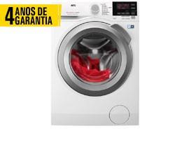 Máquina Lavar Roupa AEG L6FBG944 4 ANOS GARANTIA