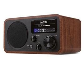 Rádio Portátil DAEWOO DRP-134