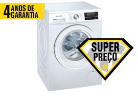 Máquina Lavar Roupa SIEMENS WM12UT63ES 4 ANOS GARANTIA