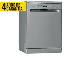 Máquina Lavar Louça HOTPOINT HFC3C26CWX 4 ANOS GARANTIA