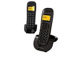 Telefone S/Fio ALCATEL C250 DUO